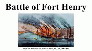 「Battle of Fort Henry」の画像検索結果