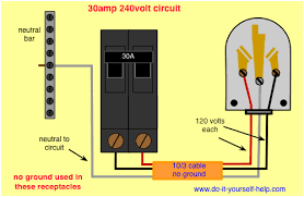 circuit breaker wiring diagrams do it yourself help com wiring diagram 30 amp circuit breaker