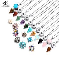 Natural <b>Crystal</b> Aquatic Plants <b>Pendant Water Drop Crystal Pendant</b> ...