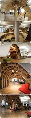 the barbarian group 1100 ft long office desk architecture ideas lobby office smlfimage