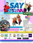 Image result for say festival