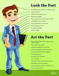 look the part act the part how to prep for your job interview look the part act the part how to prep for your job interview