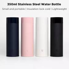 <b>Original Xiaomi Mijia</b> 304 <b>Stainless</b> Steel Mini Thermos Vacuum ...