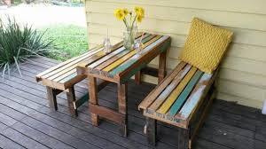 diy pallet furniture plans recycled things build pallet furniture plans