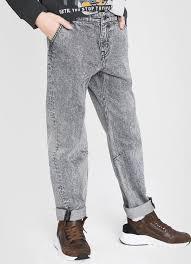 <b>Серые джинсы для мальчиков</b> Dad Fit в 2020 г | Серые джинсы ...