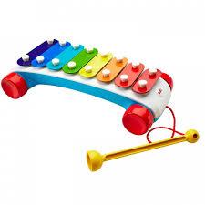 <b>Музыкальный инструмент Fisher</b> Price Mattel Ксилофон ...