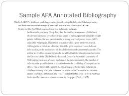 How to Write an Annotated Bibliography     Steps  with Pictures  Template net