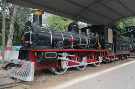 India's first indigenously-built <b>locomotive</b> - National Rail Museum ...