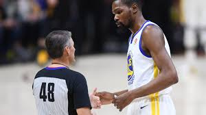 Sam Amick reports refs missed 11 calls for the Warriors in Game 1