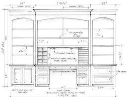 1000 ideas about desk with drawers on pinterest desks writing desk and parsons desk built in office desk plans