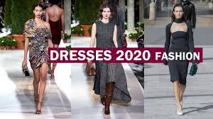 Модное <b>Платье</b> зима 2020, Тренды <b>платья</b>. <b>Fashion dresses</b> ...