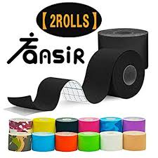 FANSIR <b>Sports Kinesiology Tape Sport</b> Tapes Muscle Tape Elastic ...