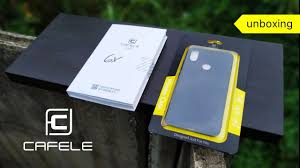 Case <b>CAFELE</b>, <b>Tempered Glass</b> CAFELE, XIAOMI MI 6X - YouTube
