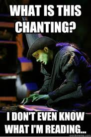 wicked elphaba memes | quickmeme via Relatably.com