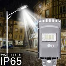 60W/120W/160W 120/240/<b>360 LED Solar</b> PIR Street <b>Wall Light</b> ...