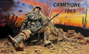「1863、Bataille de Camerone」の画像検索結果