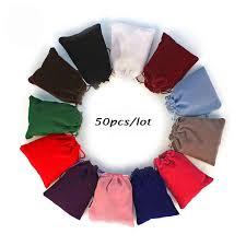 <b>9x12cm Mixed Colors Organza</b> Jewelry Gift Bags Sheer Organza ...
