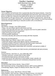 salon business  nail techs  how to write a resume  nail careershow to write a nail industry résumé