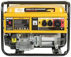 <b>Генератор Denzel GE</b> 6900, <b>бензиновый</b> — купить в интернет ...