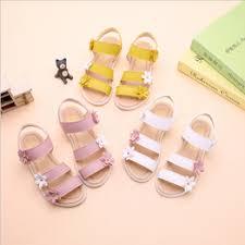 COZULMA Summer Style Children Sandals Girls Princess ... - Vova
