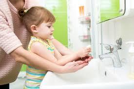 شستن مکرر دستها در پیشگیری از آنفلوانزا