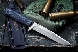 <b>Тактический нож Intruder</b> D2 Satin - Kizlyar Supreme, купить с ...