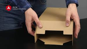 Антэк. Инструкции | Сборка коробки с трёхклапанной крышкой с ...