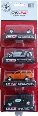 Купить <b>Carline Nana GT9347 в</b> блистере в Москве: цена игрушки ...