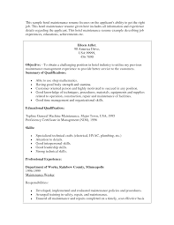 custodian sample resume image janitor examples janitorial building astounding maintenance resume example brefash maintenance resume example