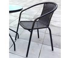 Кресла и <b>стулья из искусственного ротанга</b> - купить в Москве ...
