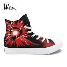<b>Wen</b> Anime Cosplay <b>Shoes</b> Boys Girls Design Naruto Shippuuden ...