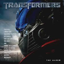 Soundtrack <b>Transformers</b> - The Album (Coloured Vinyl)(LP), купить ...