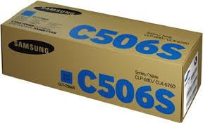 Купить <b>Картридж</b> SAMSUNG <b>CLT</b>-C506S голубой в интернет ...