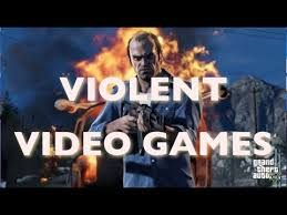 Do violent video games actually reduce real world crime    Polygon Essay