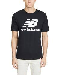 New Balance T-shirts for Men - Up to 75% off at Lyst.com