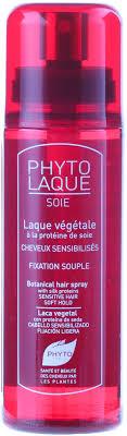 Phyto Phytolaque Soie - <b>Лак для волос</b> c протеинами <b>шелка</b> ...