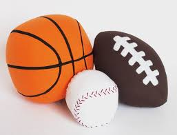 Image result for images of baseball basketball football