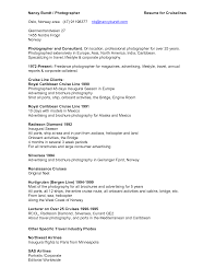 lance photographer resume sample template lance photographer resume sample