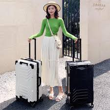 """Hot selling 20"""" 24"""" 29"""" inch suitcase on wheels universal wheel ABS ..."""