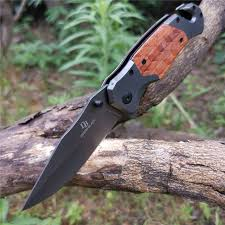 Online Shop Tactical <b>Folding Knife Portable Outdoor</b> Camping ...