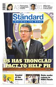 The Standard - 2015 May 29 - Friday by Manila Standard - issuu