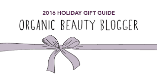 GiftGuides  Gifts for the Organic Beauty Blogger   ShareASale Blog