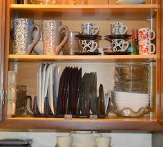 shelf organizer kitchen