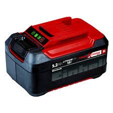 <b>Аккумулятор Einhell PXC 18В</b> 5,2 Ач Plus — купить в интернет ...