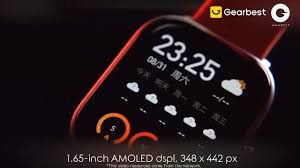 Online Sales Promotion - <b>AMAZFIT GTS 1.65 inch</b> AMOLED Display ...