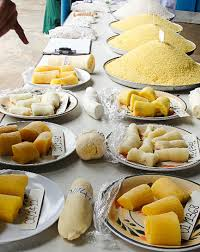 Image result for garri fortified with vitamin A