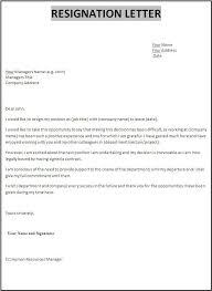 letter resignation  seangarrette coletter