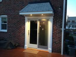 patio door active hinged