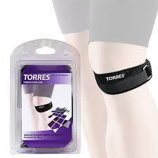 <b>Фиксирующий ремень на колено</b> Torres PRL6020 купить в Москве ...