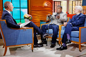 tracy morgan matt lauer does first interviafter accident